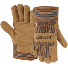 Men's A519 Suede Work Glove Brown