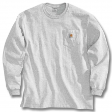 Men's Workwear Pocket Long Sleeve T-Shirt in Anchorage, AK