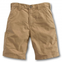 Men's B147 Canvas Work Shorts Fatigue 46
