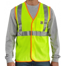 Men's High-Visibility Vest - Class 2 Bright