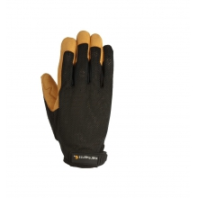 Men's Ventilated Glove Black M