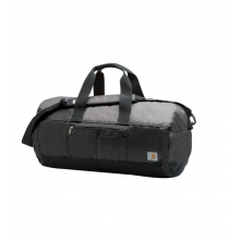 "D89 24"" Round Duffel Bag Black"