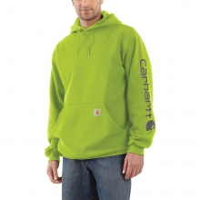 Men's Midweight Signature Sleeve Logo Hooded Sweatshirt in State College, PA