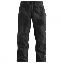 Men's Washed-Duck Work Dungaree Pant by Carhartt in Anchorage AK