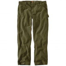 Men's Weathered Duck Dungaree Pant by Carhartt