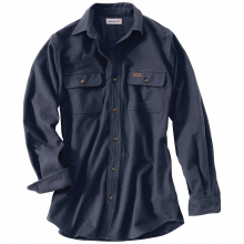 Men's Chamois Long Sleeve Shirt by Carhartt