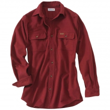 Men's Chamois Long Sleeve Shirt in Anchorage, AK