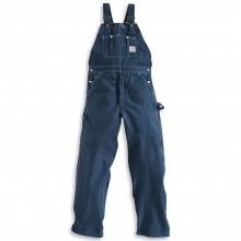 Men's Denim Bib Overall by Carhartt