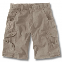 Men's Ripstop Cargo Work Short by Carhartt
