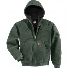 Men's Quilted Flannel Lined Sandstone Active Jacket in State College, PA
