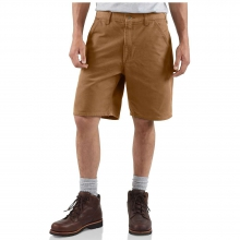 Men's Washed Duck Work Short by Carhartt