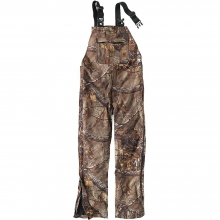 Men's Camo Shoreline Bib Overall