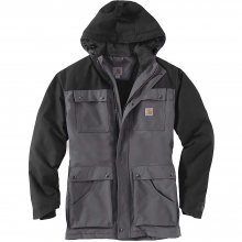 Men's Quick Duck Elkheart Parka