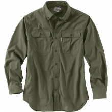 Men's Foreman Solid Long Sleeve Work Shirt