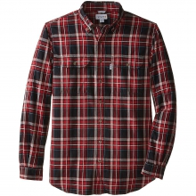 Men's Fort Plaid LS Shirt