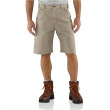 Men's Canvas Work Short by Carhartt