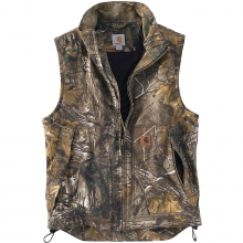 Men's Quick Duck Camo Vest