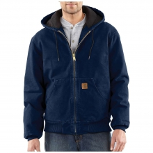 Men's Quilted Flannel Lined Sandstone Active Jacket