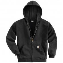 Men's Heavyweight Hooded Zip Front Sweatshirt