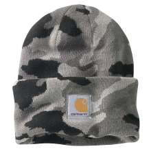 Men's Camo Watch Hat