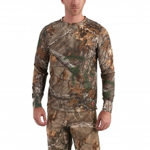 Men's Base Force Extremes Cold Weather Camo Crewneck