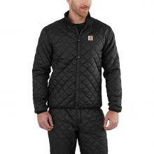 Men's Yukon Quilted Base Layer Top by Carhartt