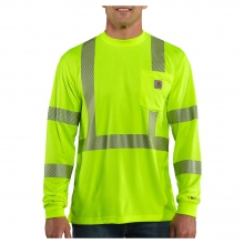 Men's High-Visibility Force LS Class 3 T-Shirt
