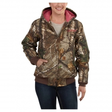 Women's Camo Active Jac