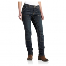 Women's 1889 Slim Fit Denim Dungaree Pant