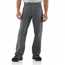 Men's Canvas Work Dungaree Pants by Carhartt