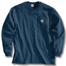 Men's Workwear Pocket Long Sleeve T-Shirt in Anchorage, AK