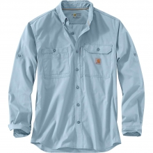 Men's Force Ridgefield Solid LS Shirt