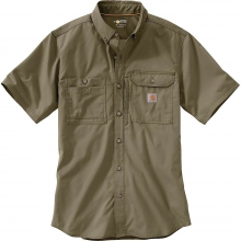Men's Force Ridgefield Solid SS Shirt