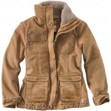 Women's Weathered Duck Wesley Coat