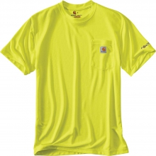 Men's High-Visibility Force Color Enhanced SS T-Shirt