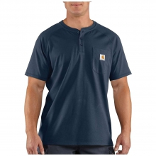 Men's Force Cotton Delmont SS Henley Shirt