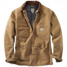 Men's Weathered Duck Chore Coat