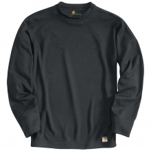 Men's Base Force Cool Weather Weight Crew Neck Top by Carhartt
