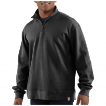 Men's Sweater Knit Quarter Zip Top