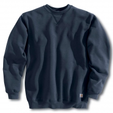 Men's Midweight Crewneck Sweatshirt by Carhartt