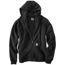 Men's Brushed Fleece Sherpa Lined Sweatshirt by Carhartt