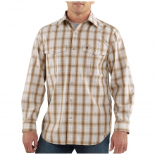 Men's Bozeman Long Sleeve Shirt by Carhartt
