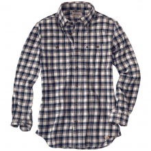 Men's Trumbull Plaid Shirt by Carhartt