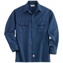Men's Twill Long Sleeve Work Shirt by Carhartt