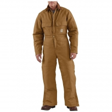 Men's Arctic Quilt Lined Duck Coverall