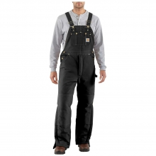 Men's Arctic Quilt Lined Duck Bib Overall by Carhartt