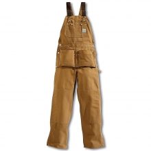 Men's Duck Carpenter Bib Overall by Carhartt