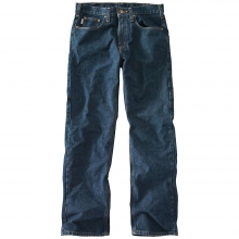 Men's Traditional Fit Straight Leg Jean
