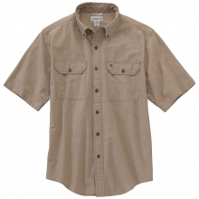 Men's Fort Solid SS Shirt