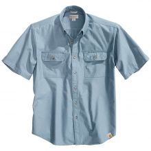 Men's Fort Solid SS Shirt by Carhartt